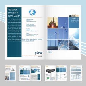 elspec brochure spec illustration G4500