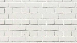 white brick wall קיר לבנים לבן