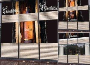 glenfiddich curtain custom made