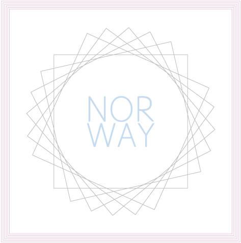 לוגו בעיצוב נורווגי