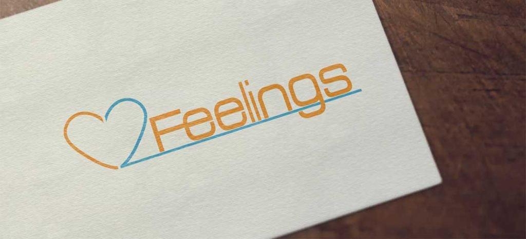 עיצוב לוגו מיס הילה לחברת 2 feelings