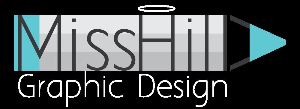לוגו מיס הילה לבן עם רקע שקוף